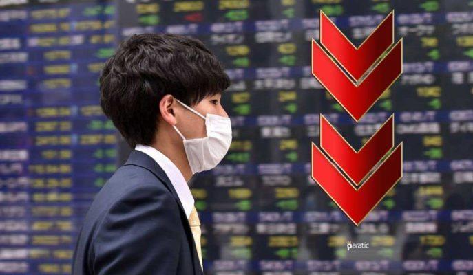 Japonya'da Haftalık Menkul Kıymet Verileri Sonrası Piyasalar Negatif