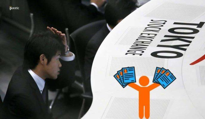 Japonya Piyasaları Beklentiyi Aşan İşsizlik Sonrası Kazancını Korudu