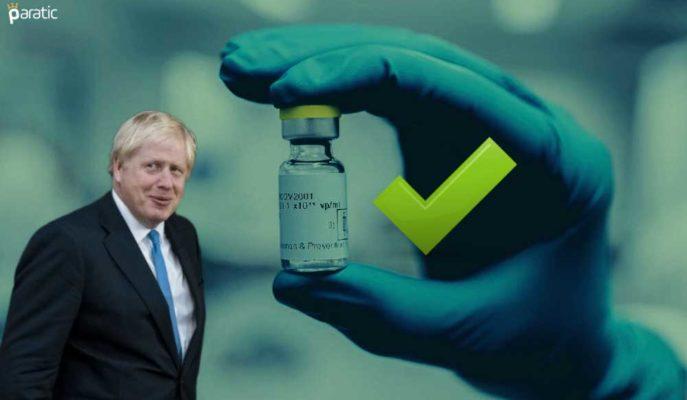 Johnson & Johnson Hisseleri İngiltere Aşı Onayıyla Zirveye Yaklaştı