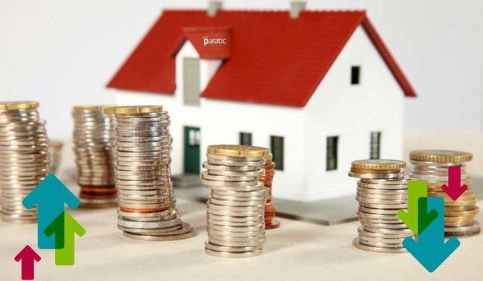 Konut Fiyat Endeksi Mart'ta Bir Önceki Aya Göre %2,4 Arttı