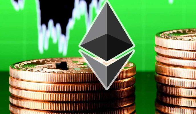 Kripto Para Piyasa Değeri Ethereum'un Desteğiyle 2.5 Trilyon Dolara Çıktı