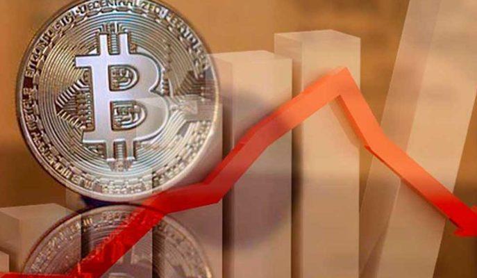 Kripto Para Piyasasındaki Düşüş 300 Binden Fazla Tüccarı Tasfiye Etti