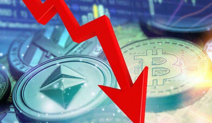 Kripto Para Piyasasından Son 24 Saatte 300 Milyar Dolar Değer Kaybetti
