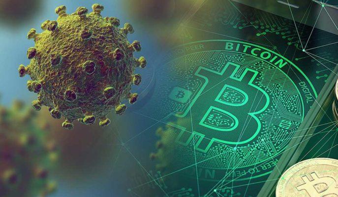 Kripto Para Piyasasına Olan İlgi Salgının Etkisiyle Artış Gösterdi