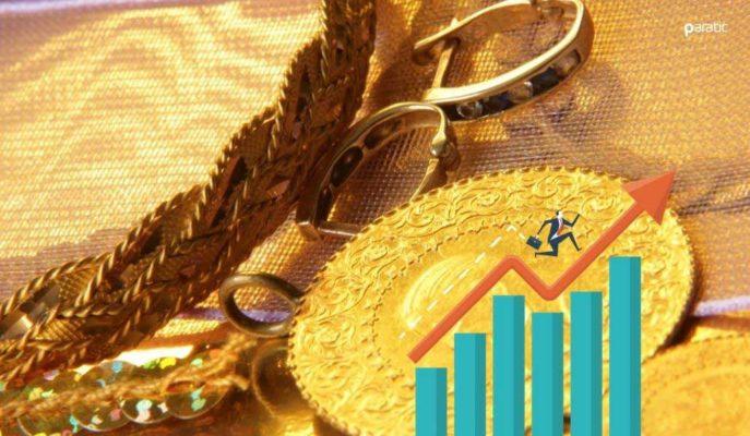 Küresel Altın Fiyatları FED Sonrası Yükselirken, Gramı 504 TL'de Seyrediyor