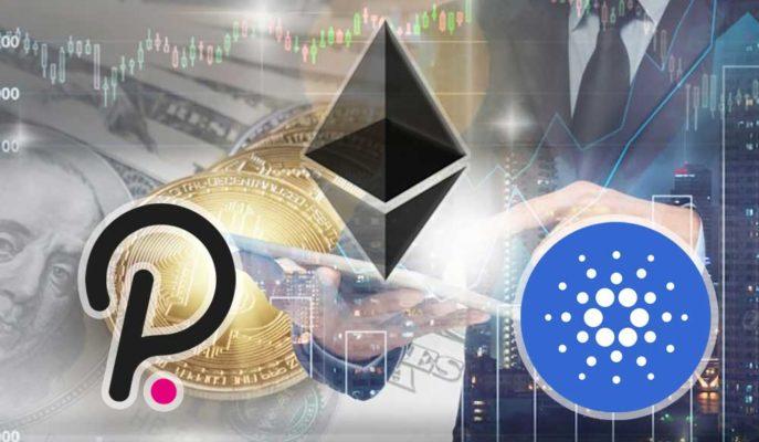 Kurumsal Yatırımcılar Geçen Hafta Ethereum, Cardano ve Polkadot'a Yöneldi