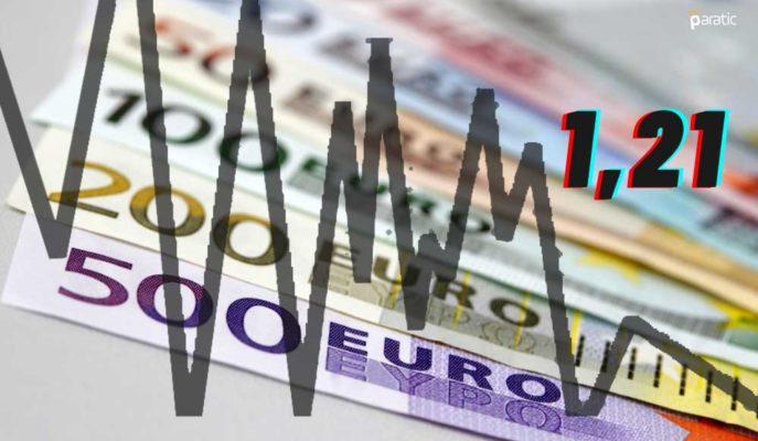 Mayıs'ta 1,21'e Çıkamayan EUR/USD Alman Sanayi Üretimine de Tepki Vermedi
