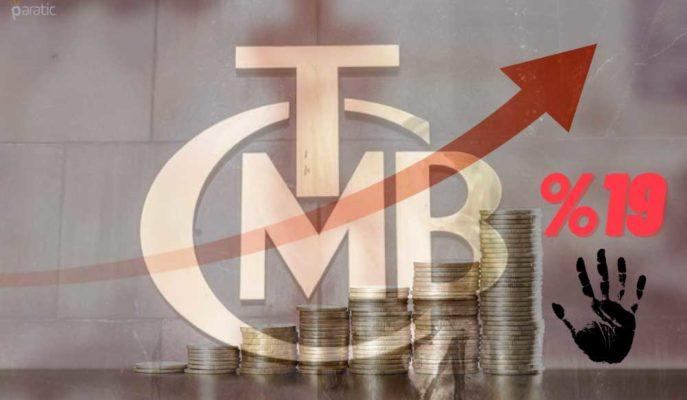 Nisan Enflasyonunun Ardından Gelen Tahmine Göre TCMB Faiz Değiştirmeyecek