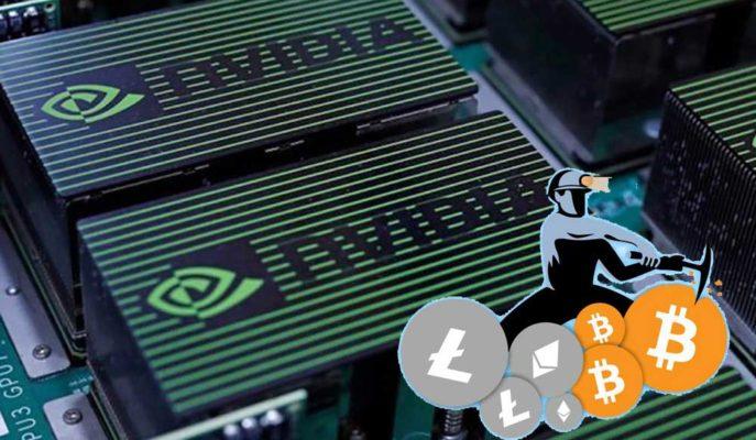 Nvidia İlk Çeyrekte Madencilerden 155 Milyon Dolar Gelir Sağladı