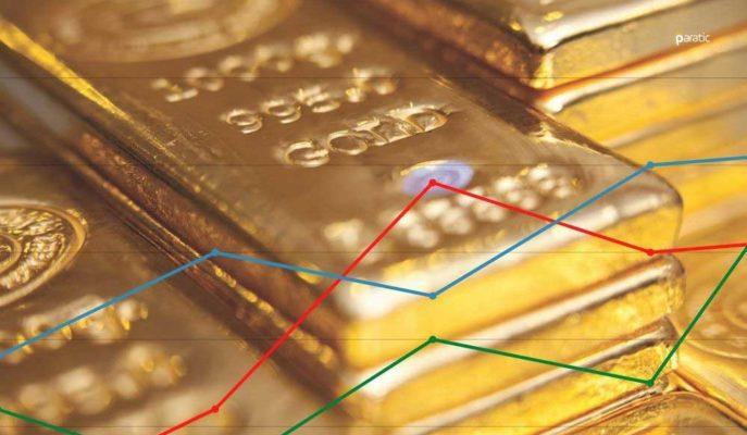 1881 Dolarda Seyreden Ons Altın için 1900 Direnci İzleniyor