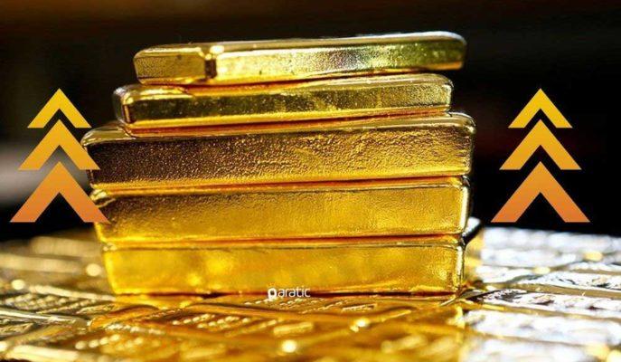 Ons Altın Mayıs Ayının İlk İşlemlerinde 1775 Doları Gördü