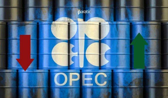 Petrol, OPEC'in Küresel Talep Beklentisini Artırmasıyla 64 Dolar Altını Test Etti