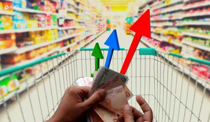 Perakende Satışlar Mart'ta Yıllık %19,2, Aylık %5,1 Arttı