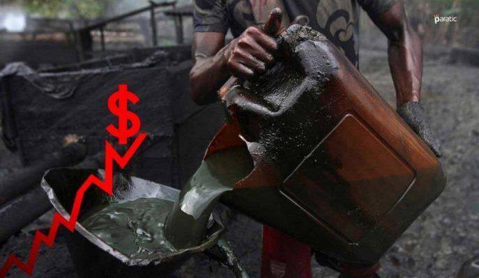 Petrol Fiyatları Asya İşlemlerinde Yükselerek 64 Doları Aştı