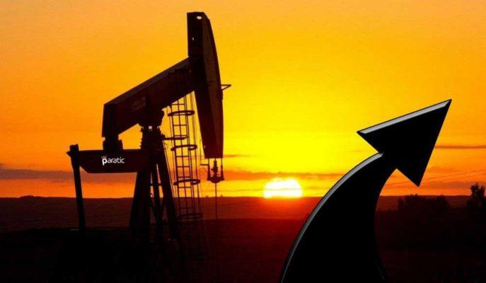 Petrolde Yükseliş Sürüyor! Brent Türü 69 Doları Aştı
