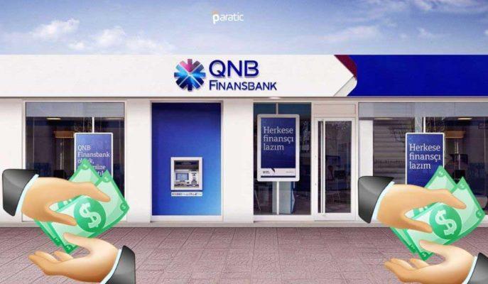QNB Finansbank 335 Milyon Dolarlık Kaynak için Anlaşma Sağladı