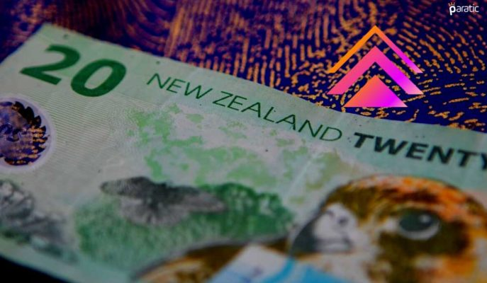 Rekor Düşük Seviyedeki Faiz Yeni Zelanda Dolarını 3 Ayın Yükseğine Çıkardı