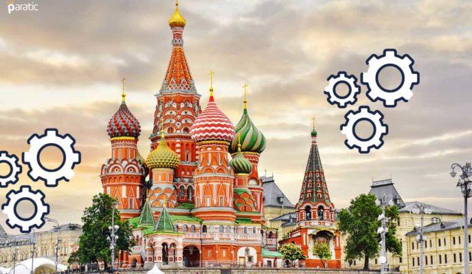 Rusya'nın Nisan PMI Verilerine Göre İmalatta Sınırlı İyileşme Oldu
