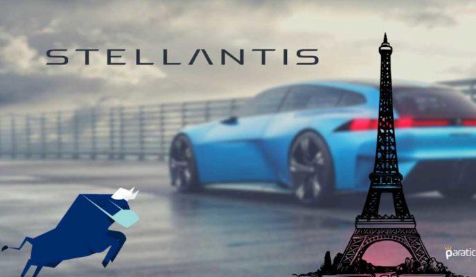 Stellantis Hisseleri 1Ç21 Kazancıyla Fransız CAC 40'ın Yıldızı Oldu