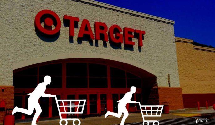Target İlk Çeyrekte Gelirini %23 Artırırken Hisseler Rekora Yaklaştı