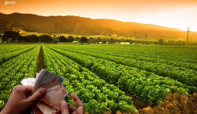 Tarımsal Girdi Fiyat Endeksi Mart'ta Yıllık %21,03 Arttı