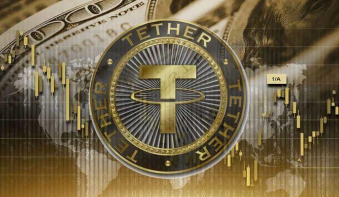Tether'in Piyasa Değeri 58 Milyar Dolar ile Üçüncü Sıraya Yükseldi