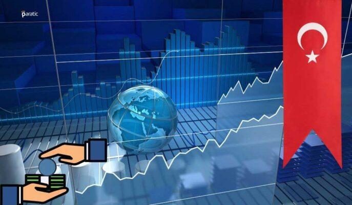 Türkiye Ekonomisi 2021'in İlk Çeyreğinde %7 Büyüdü