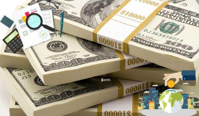 Türkiye'nin Net UYP Açığı Mart'ta 339,3 Milyar Dolar Oldu
