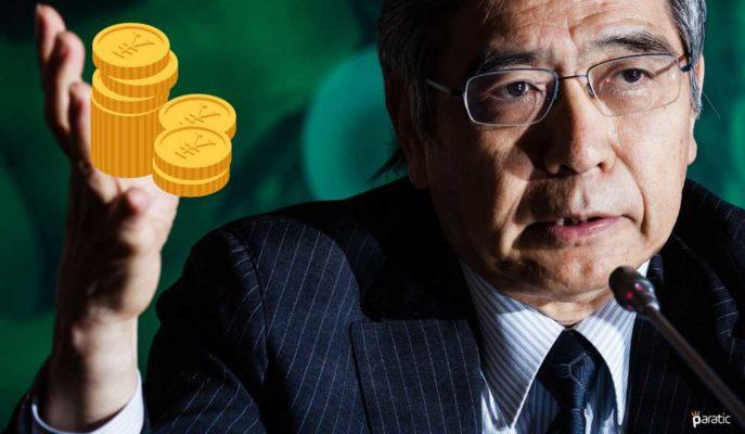 USD/JPY Japonya MB/Kuroda Açıklamalarına Tepki Vermedi
