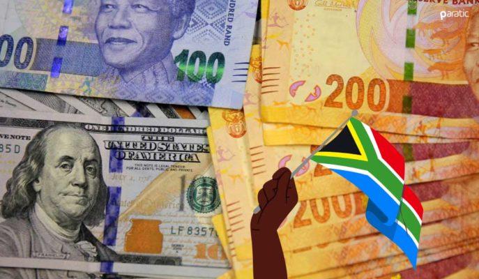 USD/ZAR Beklentileri Aşan Güney Afrika Enflasyonuna Tepkisiz Kaldı