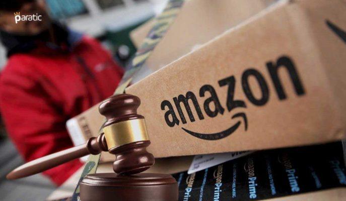 Vergi Borcu İptal Edilen Amazon Hisseleri Açılış Öncesinde Sınırlı Düşüşte