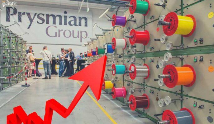 13 Yılın Yükseğine Yakın İtalyan Borsasının Yıldızı Prysmian Oldu