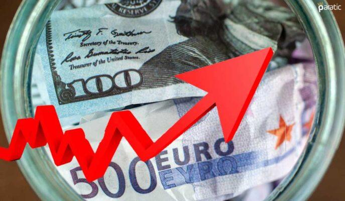 2 Gündür 1,22 Altında Seyreden EUR/USD Hafif Artıda İlerliyor