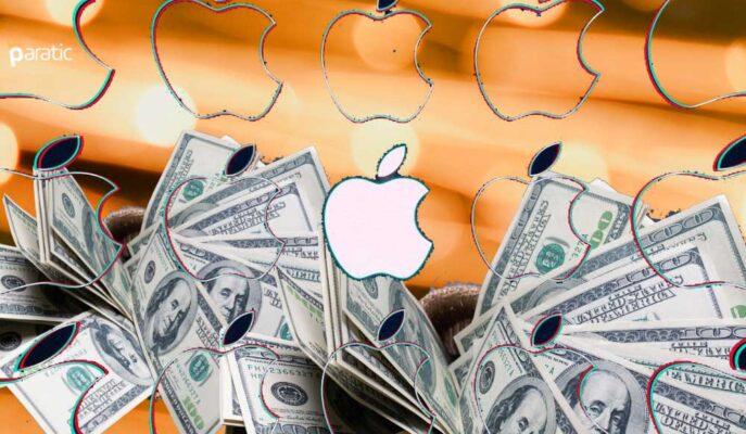 3 Trilyon Dolar Değere İlerleyen Apple Hisselerinin Önü Parlak