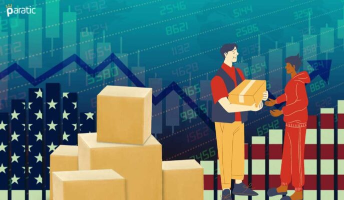ABD'nin Ticaret Açığı Nisan'da Beklentilerin Altında Geldi