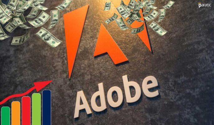 Adobe Hisseleri Güçlü Kazanç Raporuyla Açılış Öncesi Yükseldi