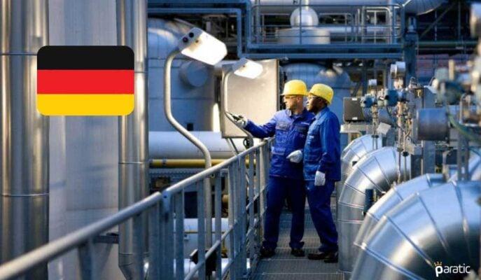 Alman Sanayi Üretimi Nisan'da Beklentilerin Tersine Azaldı