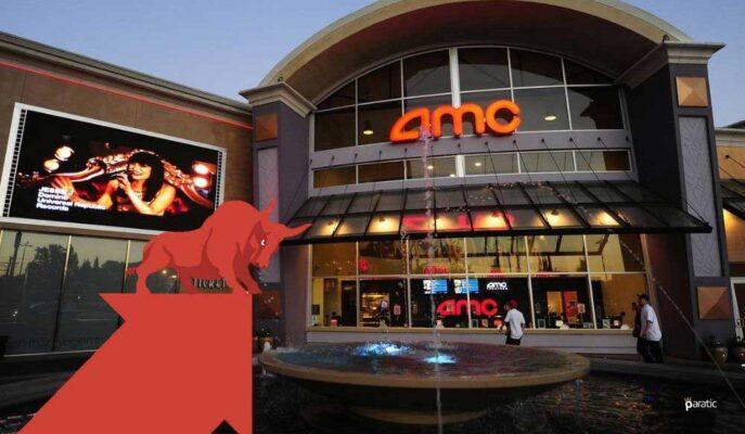 Sert Yükselişle Açılan AMC Entertainment Hisseleri %20 Primli Seyrediyor