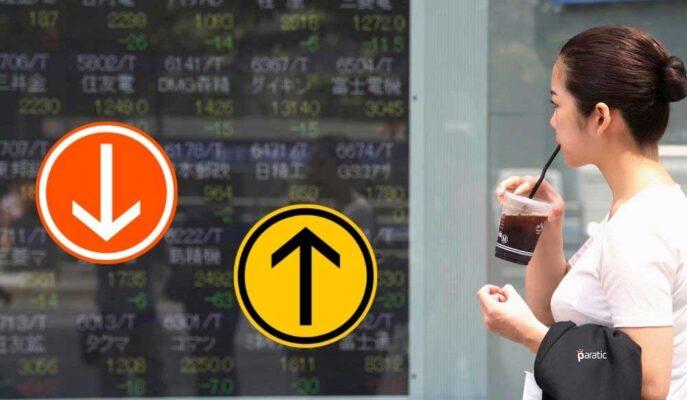 Asya Hisse Senedi Piyasaları Çin Ticaret Verileri Sonrası Karışık Seyretti