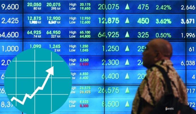 Asya Piyasaları ABD'deki Güçlü Seyrin Etkisiyle Yükseldi