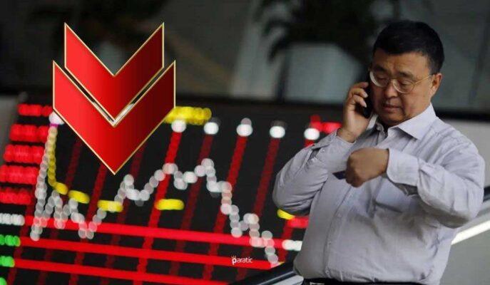 Asya Piyasaları Çin'in Mayıs Enflasyonu Sonrası Çoğunlukla Geriledi