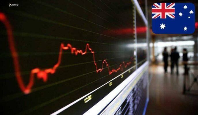 Avustralya Piyasaları Faiz Kararı ve Yoğun Verilerin Ardından Geriledi