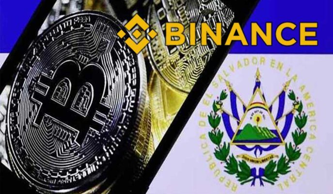 Binance, El Salvador'dan Yeni Kullanıcılara 10 Dolarlık Bitcoin Verecek
