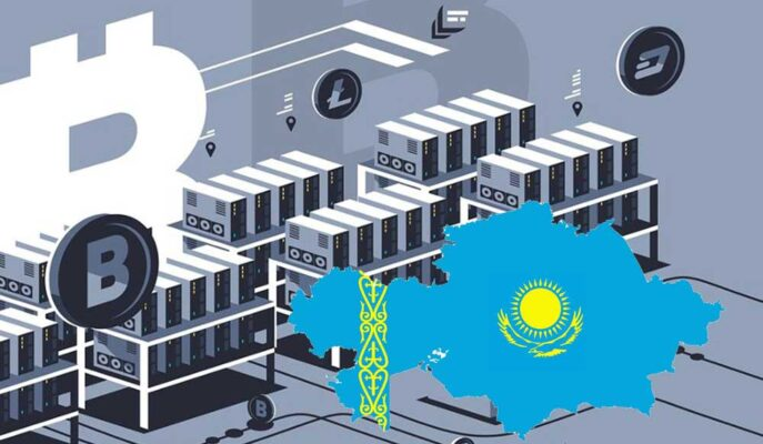 Bit Mining 3 Bin Madencilik Cihazını Kazakistan'a Taşıdı
