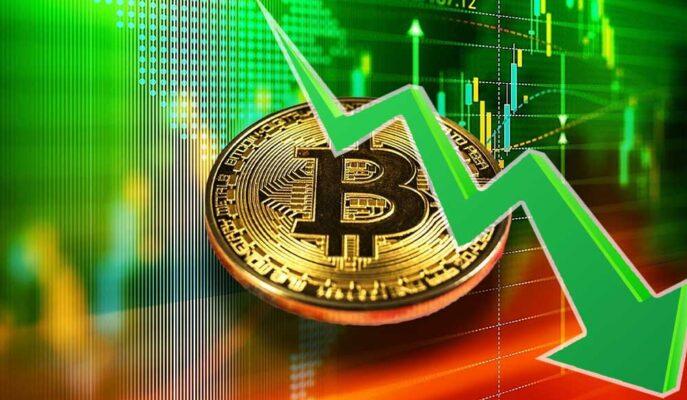 Bitcoin Düşüşünü Sürdürdü ve 31 Bin Dolar Bölgesine Geriledi