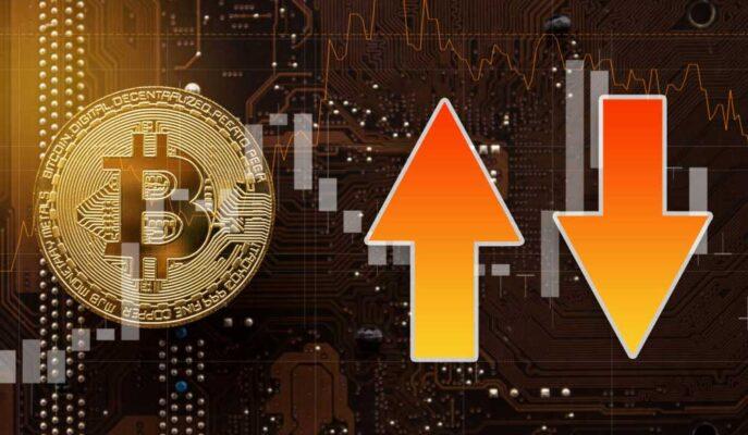 Bitcoin 33 Bin Doların Altına Kadar Geriledi ve Kayıplarını Geri Topluyor