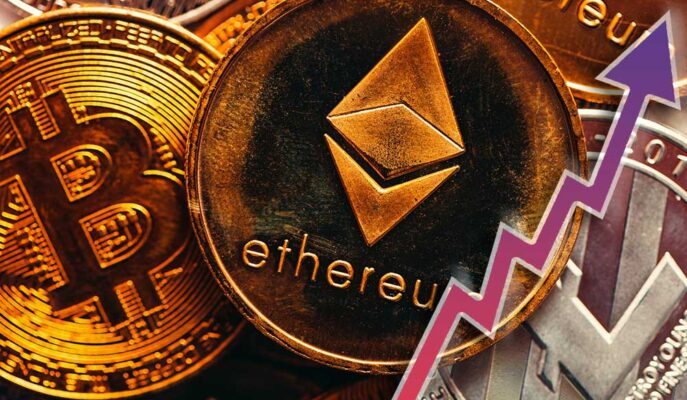 Bitcoin 34 Bin Dolarda Sıkışırken Ethereum Yükseliyor