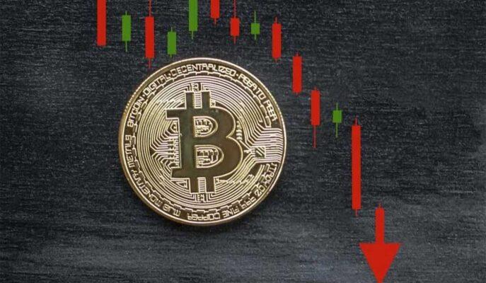 Bitcoin'de Düşüşün Uzaması 34 Bin Dolara Kadar Gerilemeye Neden Olabilir