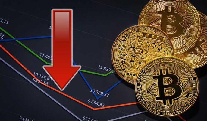 Bitcoin 35 Bin Dolar Direncinden Döndü ve Düşüşe Geçti