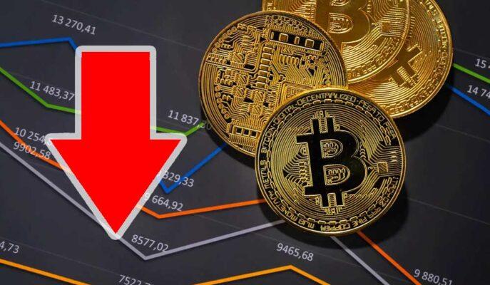 Bitcoin Dirençte Tutunamadı ve 35 Bin Dolar Seviyesine Geriledi